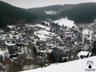 Skigebiet Silbach Winterberg