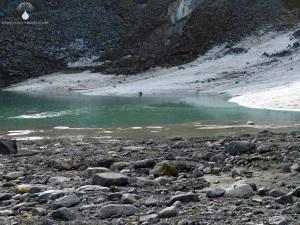 Eissee Rettenbachsee Gletschersee Rettenbachferner