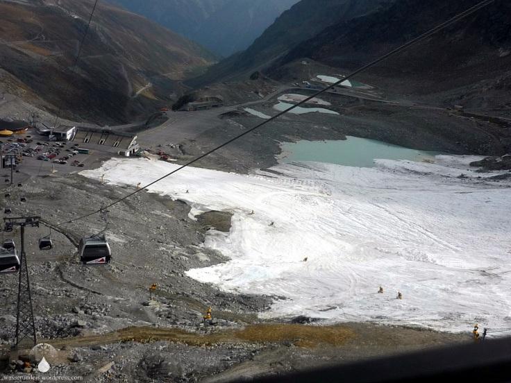 Sölden Gletscher Rettenbachferner