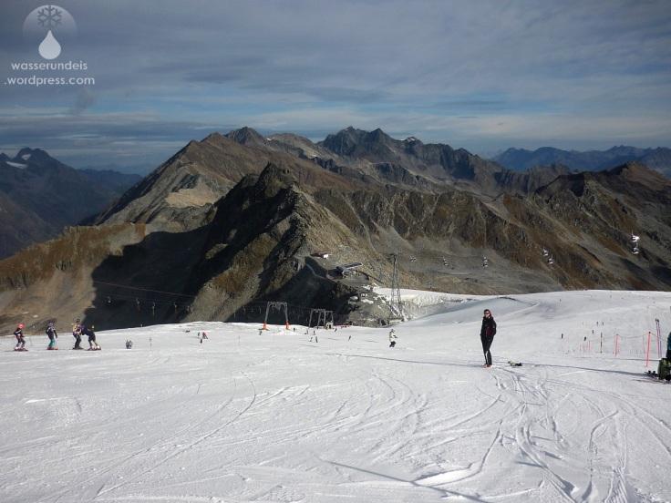 Gletscherpiste Karleskogel Sölden