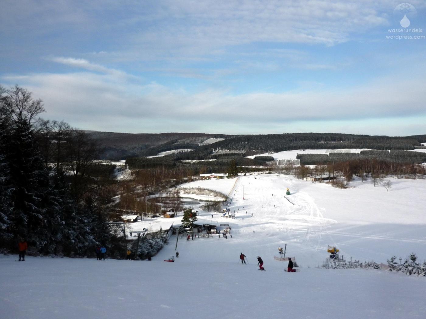 Skigebiet Snowworld Züschen