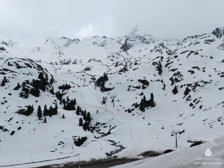 #Ochsemalm Kaunertaler Gletscher