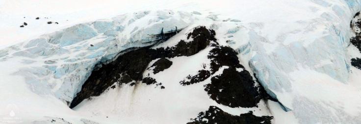 #Gletschereis Kaunertaler Gletscher
