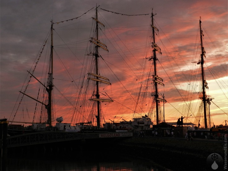 #Sonnenuntergang Sail 2015 #4