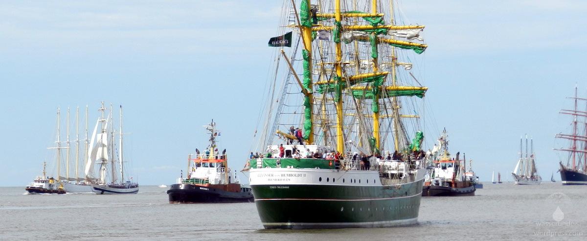 #Sail 2015 Bremerhaven Sail in