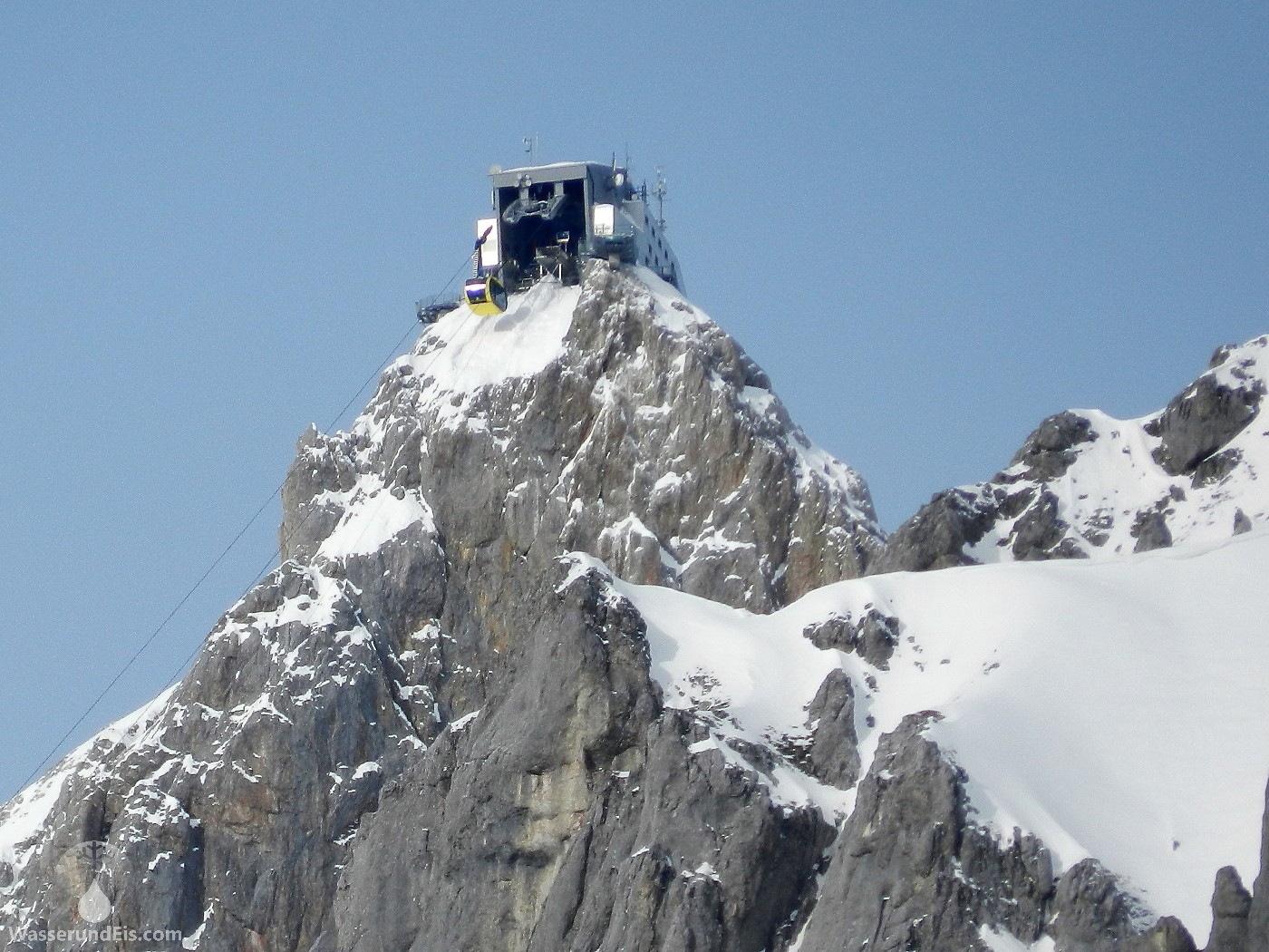 Dachstein Gletscherbahn Hunerkogel