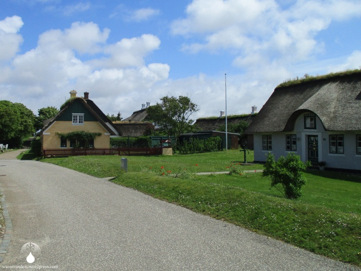 Häuser in Sønderho.