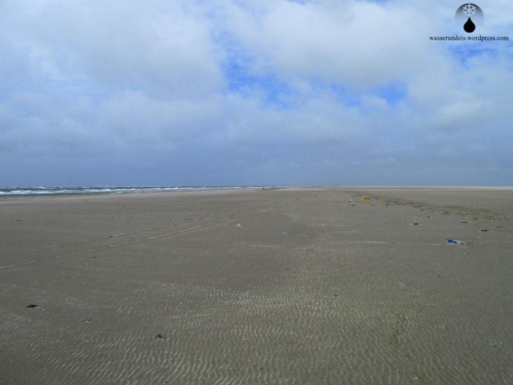 Plastik Dänemark Strand