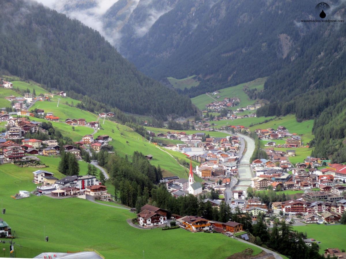 Die ewige Baustelle: Sölden & Gaislachkogel