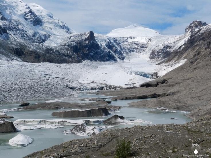 Pasterze Gletscher Gletschersee