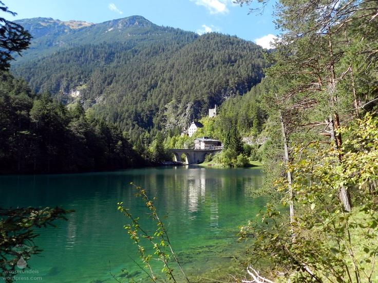 #Schloss Fernstein vom Fernsteinsee 2017