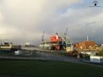 Glory Amsterdam in der Lloyd Werft.