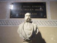 Statue Kaiser Franz-Joseph Wien