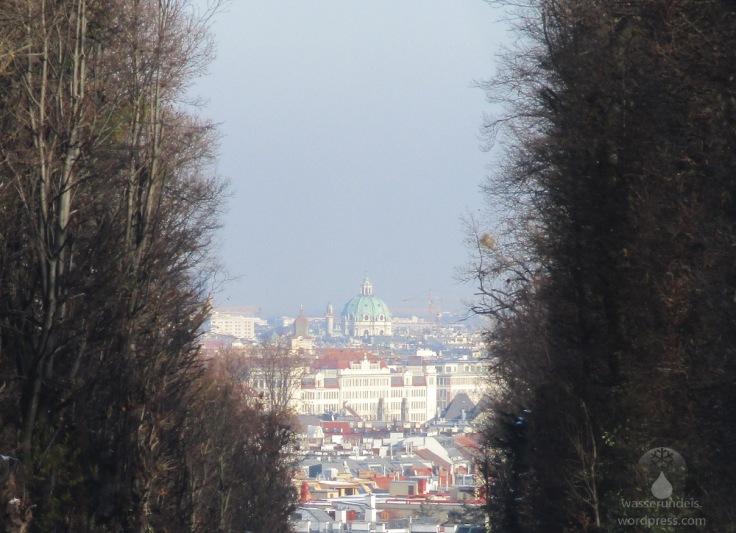 #Stadtzentrum Schönbrunn Aussicht Wien
