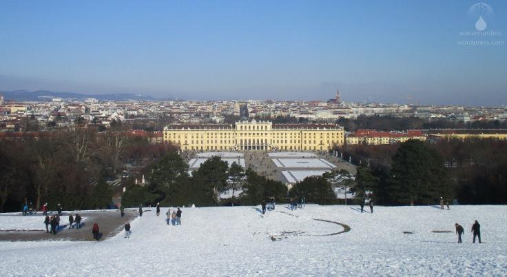 #Schloss Schönbrunn Gloriette