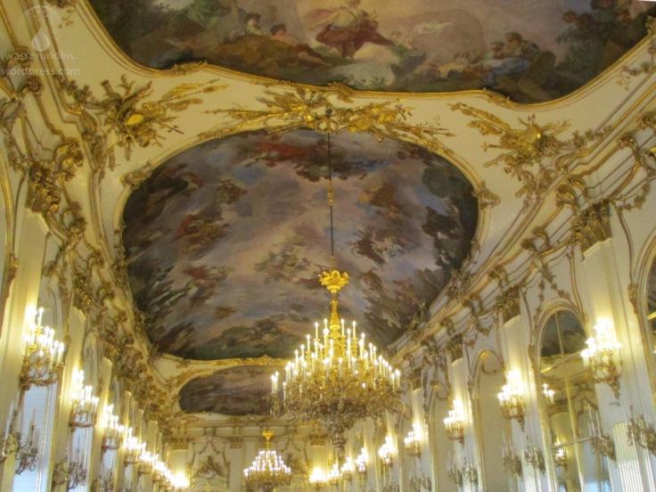 #Große Galerie Schönbrunn