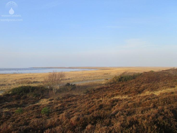 Geest Kliff Duhner Heide Wattenmeer