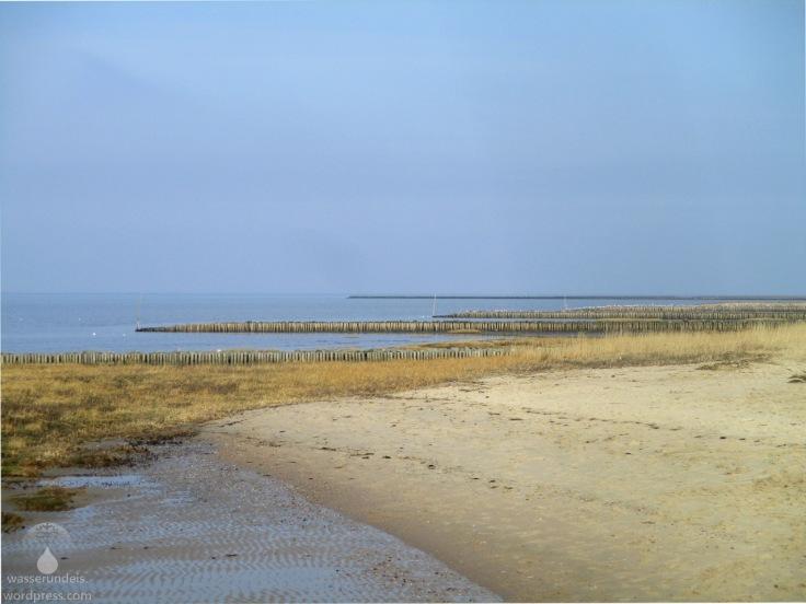 Sahlenburger Strand Ende