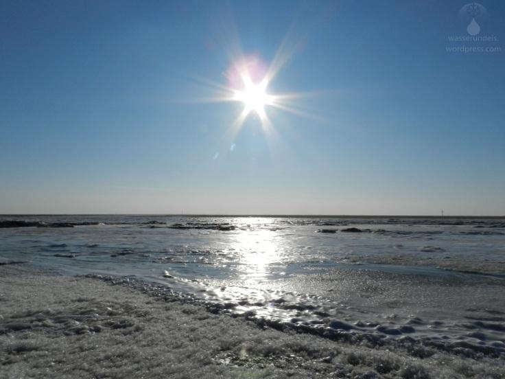 Nordsee Nordpol Eis WInter