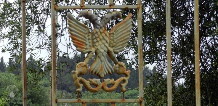 #Doppeladler Korfu
