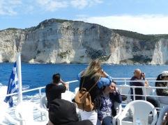 Die fotogenen Grotten von Paxos.