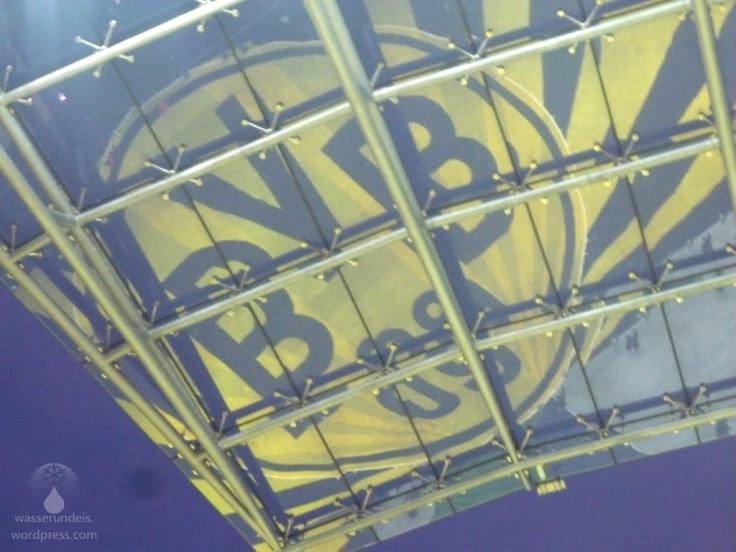 #Dach des Olympiastadionns