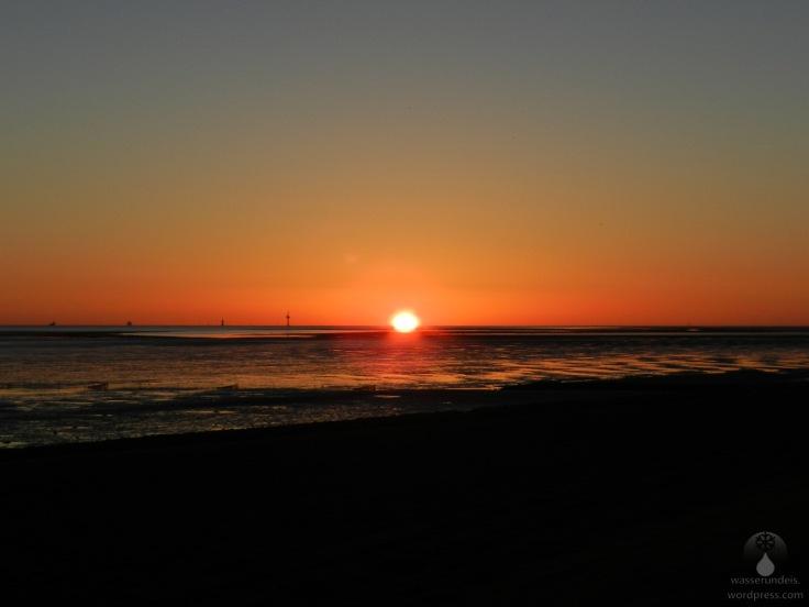 #Sonnenuntergang Horizont
