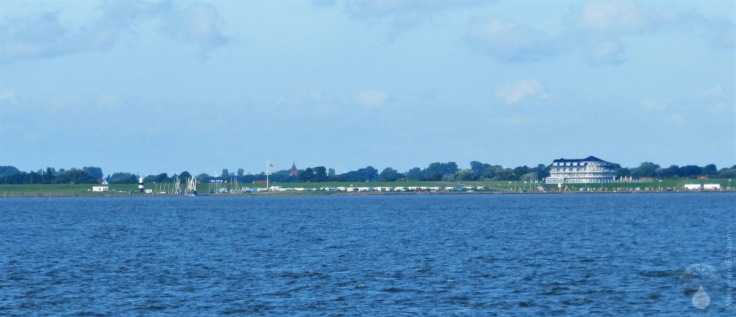 Wremen Weser Hafen Strand Campingplatz
