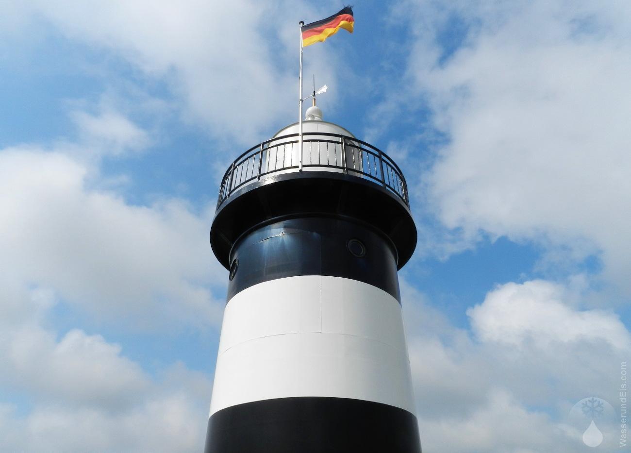 Leuchtturm Wremen Wurstern Nordseeküste