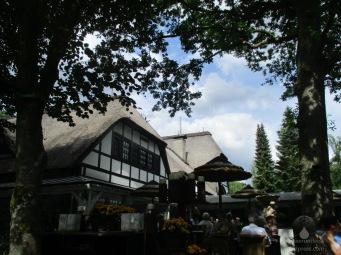 Gaststätte Torhaus am Möhnesee.