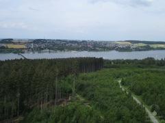 Nordufer mit Delecke.