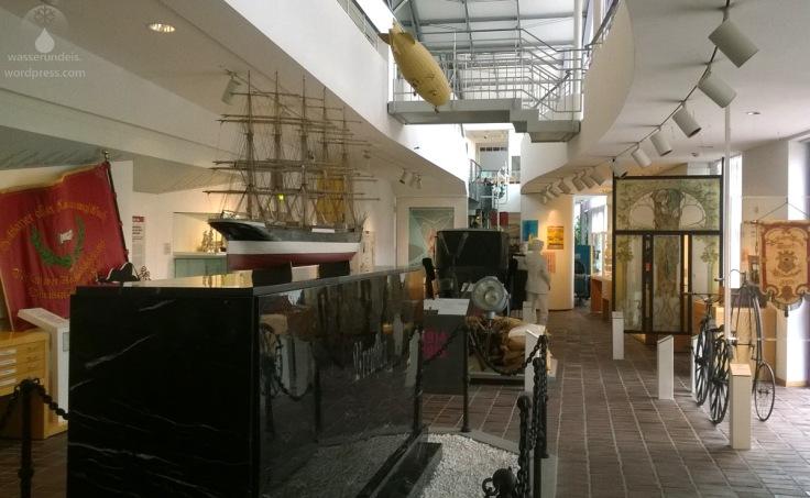 #Dauerausstellung Historisches Museum