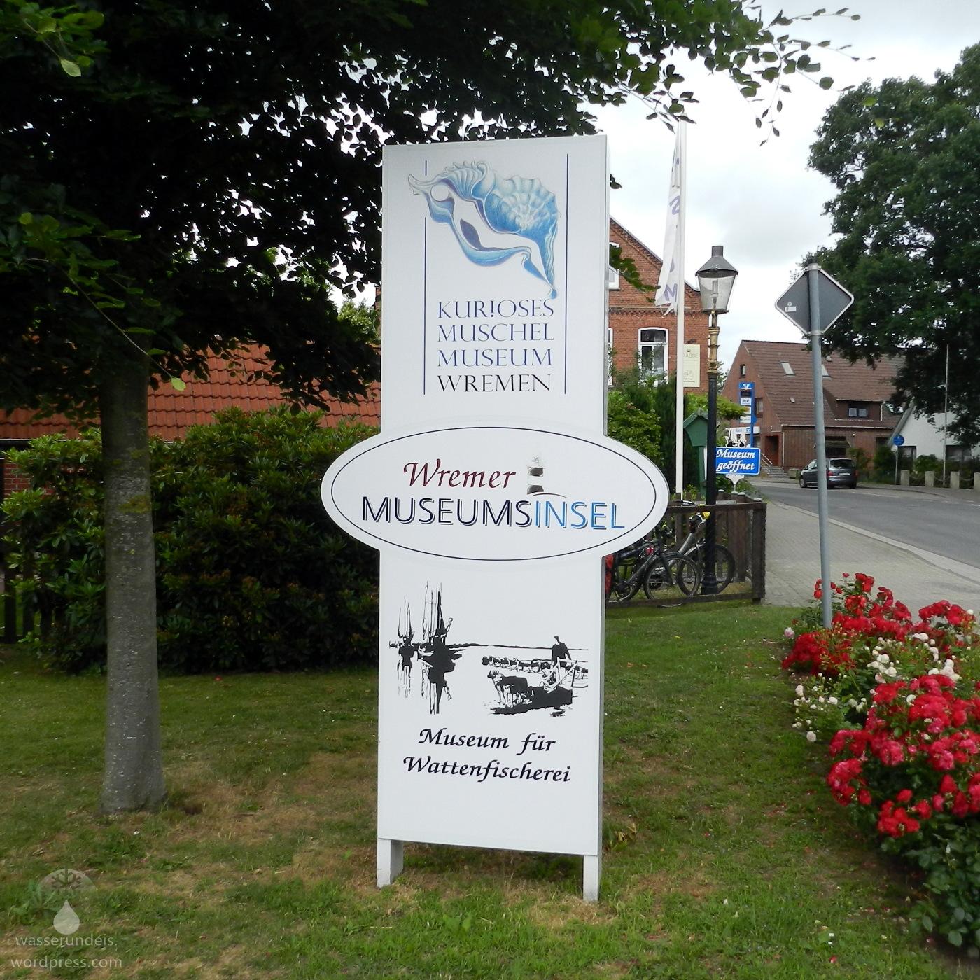 Wremen Museum Wattenfischerei