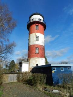 Leuchtturm Bremerhaven Brinkamahof