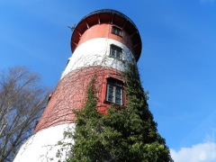 Leuchtturm Brinkamahof Bremerhaven