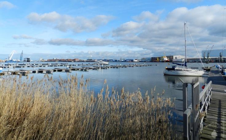 Fischereihafen Bremerhaven Nordsee Yachting
