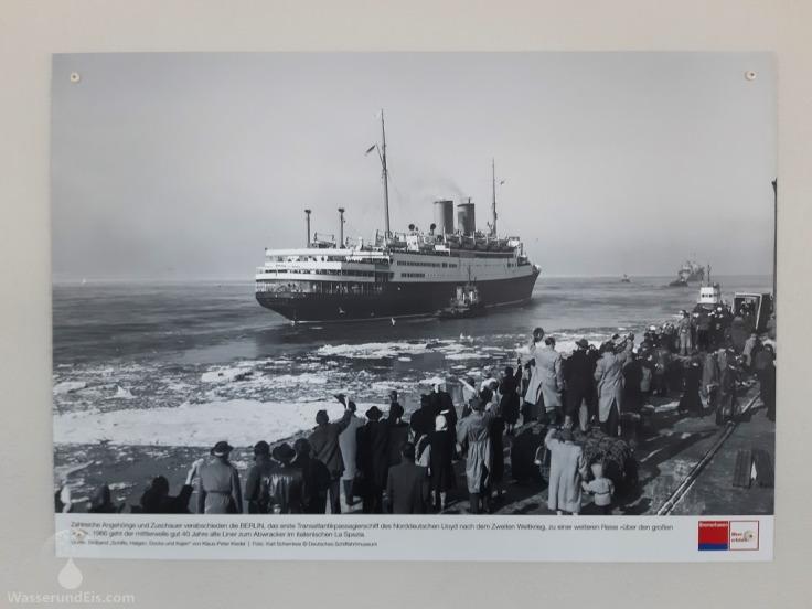 Columbuskaje Bremerhaven Geschichte