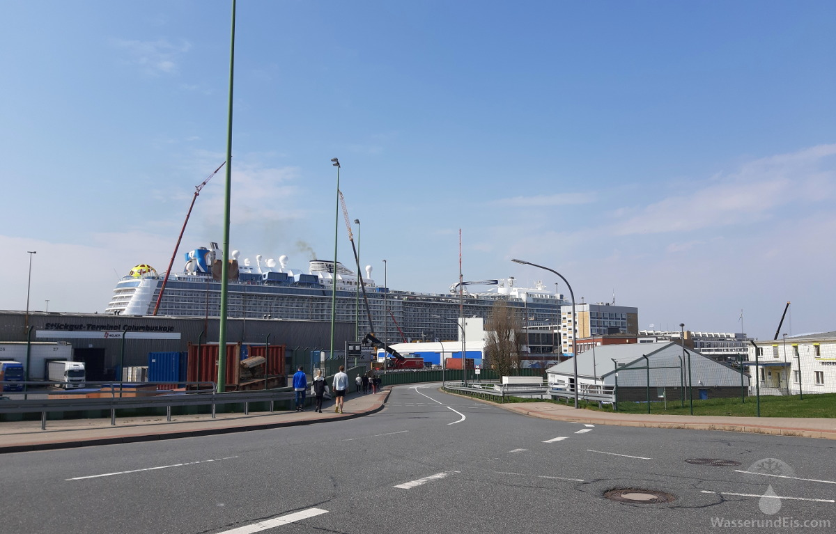 Kreuzfahrtschiffe Umweltfrevel Dreck