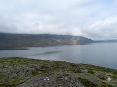 Der Harmasfjord in Ostisland.
