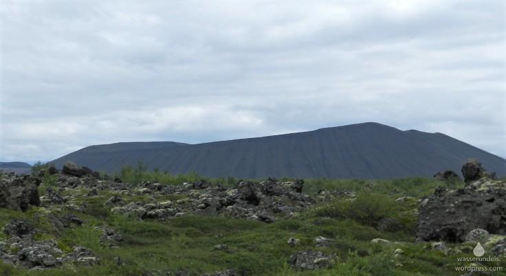 #Vulkankrater Hverfjall