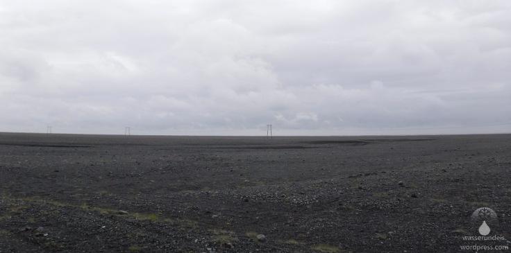 #Skeiðarársandur Wüste