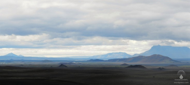 #Isländisches Hochland Weite