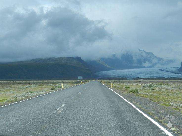 #Ringstraße Skaftafellsjökull