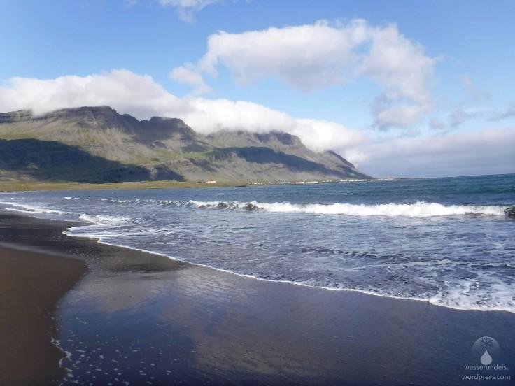 #Breiðdalsvík Sandstrand