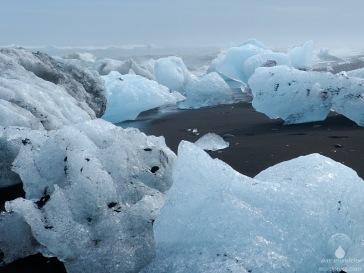 Kein Eisberg gleicht dem anderen.