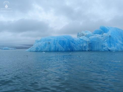 Wunderschöner Eisberg.