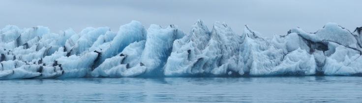 #Eisberg auf dem Jökulsarlon