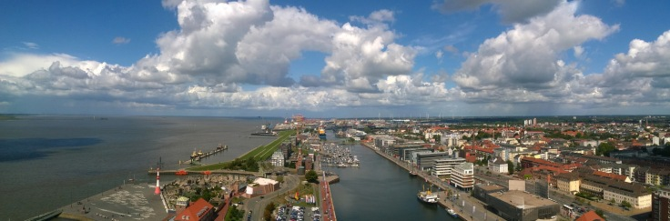 #Panorama Aussichtsplattform Sail City