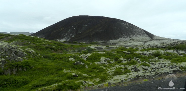 #Krater Grábrók