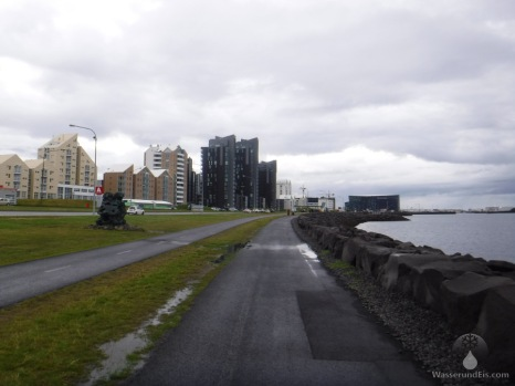 Die Neubauten im Osten der Innenstadt haben ein bisschen was von Bremerhaven. Architektur ist einfach nicht mehr das, was es mal war.
